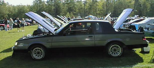 Hermon Car Show